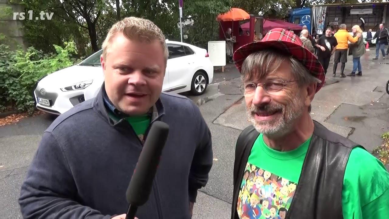 Volker Beckmann im Interview mit Thorsten Greuling für rs1.tv. Screenshot: rs1.tv